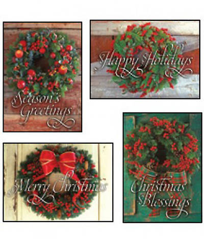 Christmas Joys Assorted Boxed Cards, Pack of 12