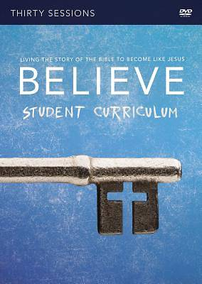 Picture of Believe Student Curriculum DVD-ROM