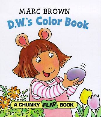D.W.s Color Book