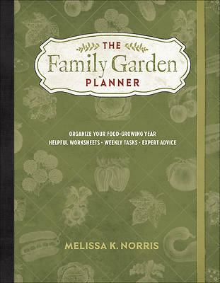 Picture of The Family Garden Planner