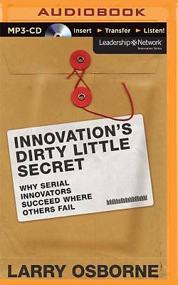 Picture of Innovation's Dirty Little Secret