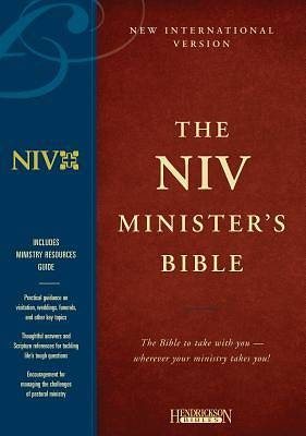 Ministers Bible-NIV