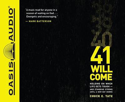 Picture of 41 Will Come (Library Edition)