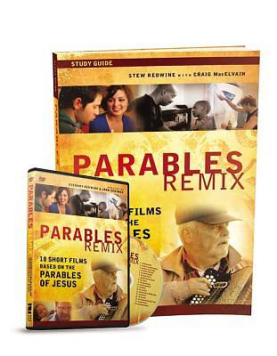Parables Remix Participants Guide with DVD