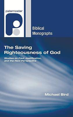 Picture of The Saving Righteousness of God