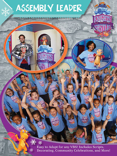 Picture of Vacation Bible School (VBS) 2020 Knights of North Castle Assembly Leader