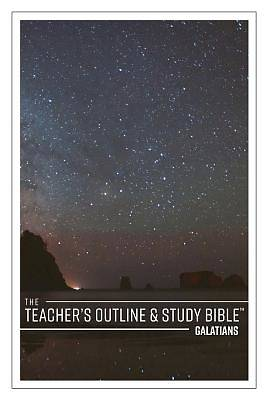 The Teachers Outline & Study Bible