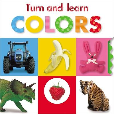Turn and Learn Colors