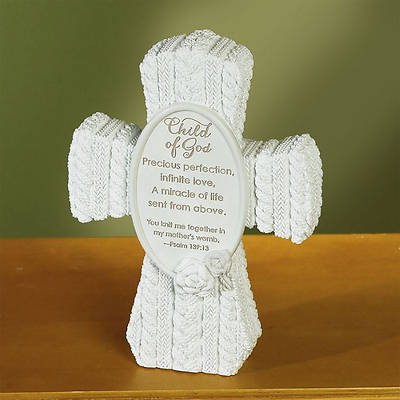 Closeknit Child of God Cross