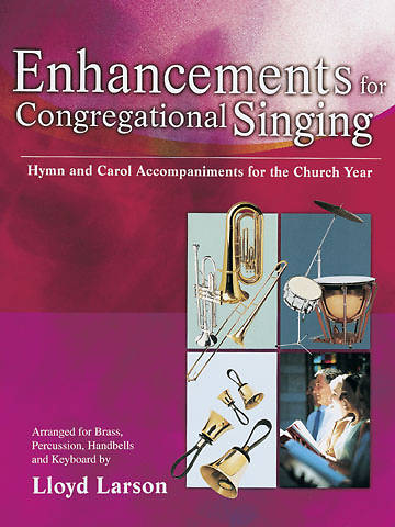 Enhancements for Congregational Singing Keyboard-Only Book