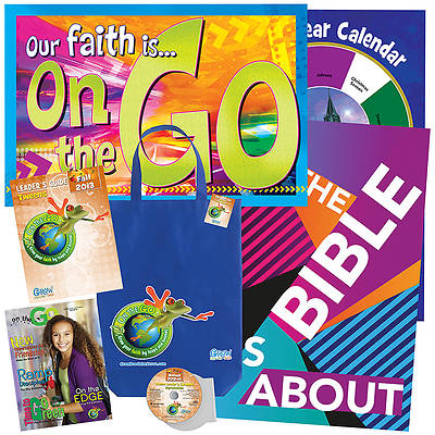 On the Go: Tween Annual Teaching Kit 2013-14