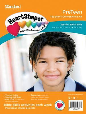 Standards HeartShaper PreTeen Teacher Kit Winter 2012-13