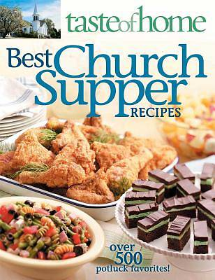 Taste of Home: Best Church Suppers Recipes