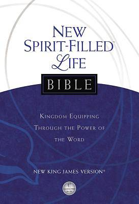NKJV New Spirit-Filled Life Bible