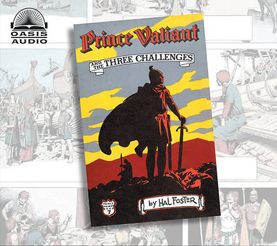 Picture of Prince Valiant and the Three Challenges
