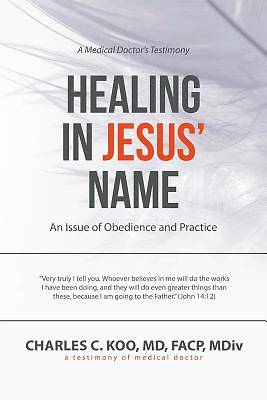 Healing in Jesus Name