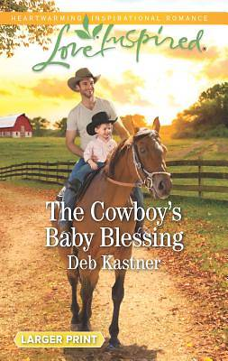 Picture of The Cowboy's Baby Blessing