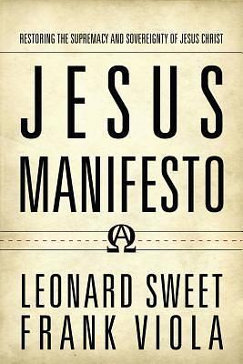 Picture of Jesus Manifesto