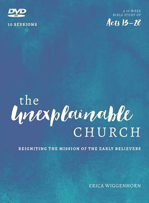 Picture of The Unexplainable Church DVD