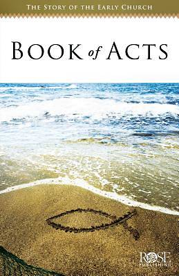 Book of Acts Pamphlet (5 Pack)