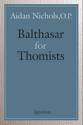 Picture of Balthasar for Thomists