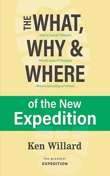 Picture of The What, Why & Where of the New Expedition