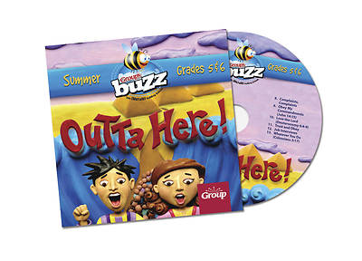 Picture of Buzz Grades 5-6 Outta Here CD Summer 2020