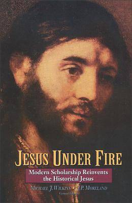 Picture of Jesus Under Fire