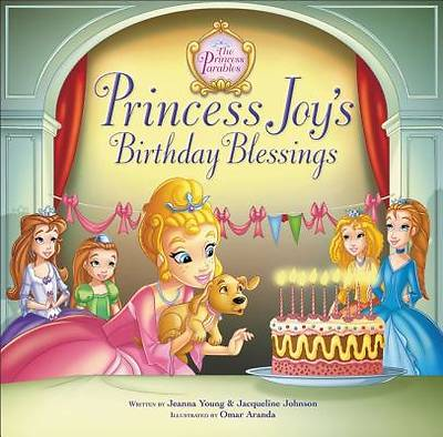 Princess Joys Birthday Blessing