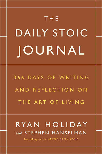 Picture of The Daily Stoic Journal