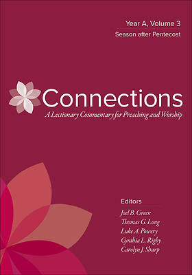Connections Year A, Volume 3: Season after Pentecost
