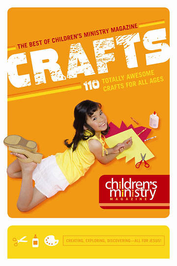The Best of Childrens Ministry Magazine Crafts