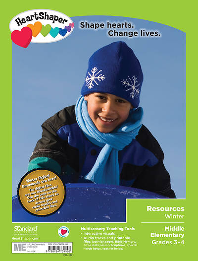 Picture of HeartShaper Middle Elementary Resources Winter
