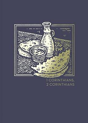 Picture of Net Abide Bible Journal - 1-2 Corinthians, Paperback, Comfort Print