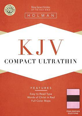 Compact Ultrathin Bible-KJV