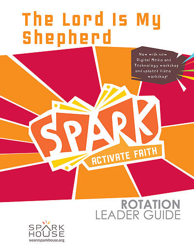 Picture of Spark Rotation  The Lord is My Shepherd  Leader Guide