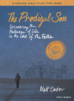 Picture of The Prodigal Son - Teen Bible Study Book