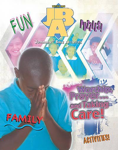 Picture of UMI Juniorway Bible Activities Winter 2014-15