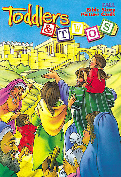 Picture of Toddlers and Twos Bible Story Cards Fall