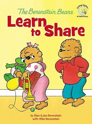 Picture of The Berenstain Bears Learn to Share
