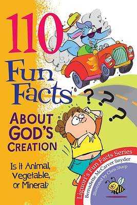 110 Fun Facts About Gods Creation [ePub Ebook]