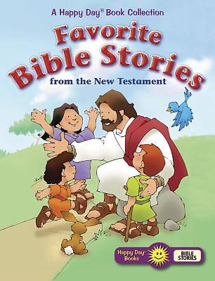 Favorite Bible Stories from the New Testament