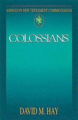 Picture of Abingdon New Testament Commentaries: Colossians - eBook [ePub]