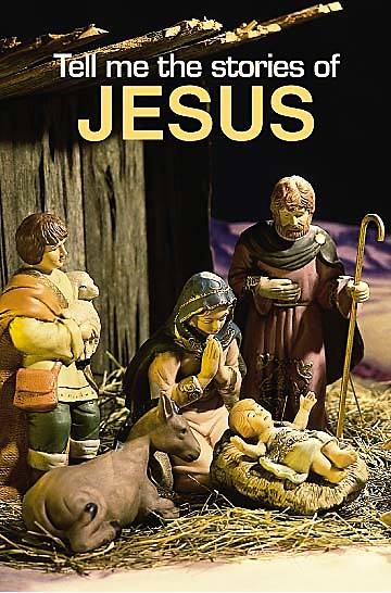 Picture of Children's Stories of Jesus Postcard (Package of 25)