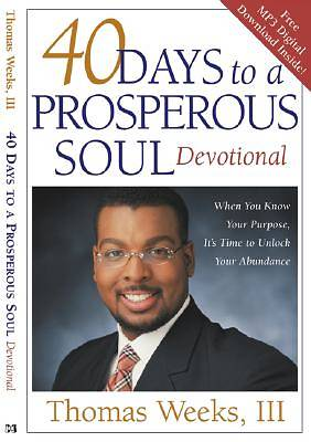 40 Days to a Prosperous Soul Devotional