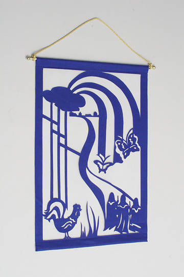 Picture of Emmaus Liturgical Wall Hanging Pattern