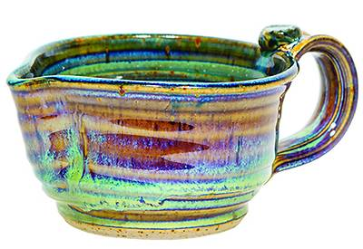 Picture of Holbrook Pastel Green Butter Warmer