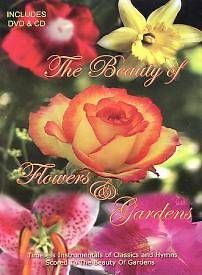 The Beauty of Flowers & Gardens