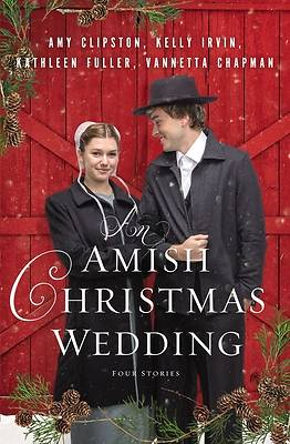 Picture of An Amish Christmas Wedding