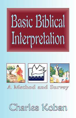 Picture of Basic Biblical Interpretation